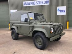 Land Rover Wolf 90 Hard Top with Remus upgrade 111,000 kms only !