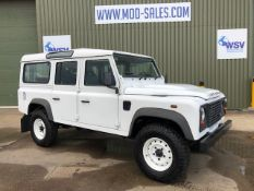 **Unused Delivery Mileage 2012 Land Rover Defender 110 Station Wagon Left Hand Drive **
