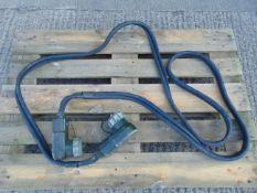 Unissued 4 Metre NATO 24V Inter Vehicle Slave Cable