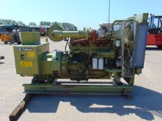 Ex Reserve Petbow BP204 255 KVA Skid Mounted Generator c/w Cummins Engine ONLY 1,433 HOURS!