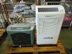 Ocean Eskimese 52 Portable Air Conditioning Unit