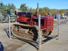 Vintage Very Rare International Harvester BTD6 Crawler Tractor
