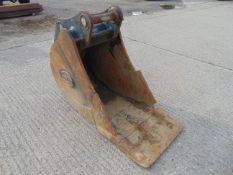 """Strickland 23"""" Digging Bucket 65mm Pin to suit 13 Ton Excavator"""
