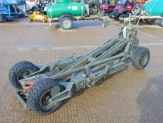 Portsmouth Aviation Type R Mk2 Weapon Loading Trolley, SWL 1135Kg, Max lift height 2.2 Metres