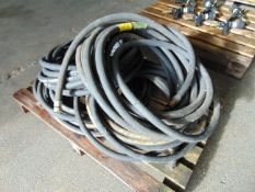 4 x 19mm 55 bar High Pressure Hoses
