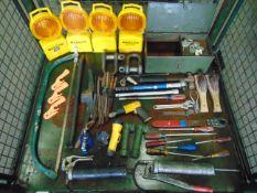 Stillage of Mixed Tools