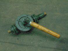 K2 Semi Rotary Hand Pump