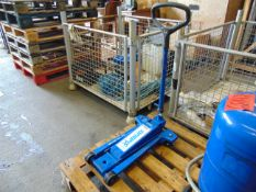 Weber Hydraulic WDK20 2Ton Workshop Trolley Jack