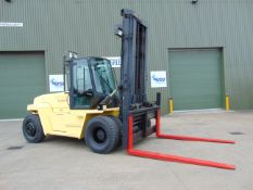 Ex Reserve Hyster H16.00 XM High capacity 16 Tonne forklift 1782 hours only