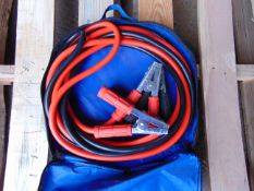 UNISSUED Snap-Mac 800 AMP 5m Heavy Duty Booster Cables