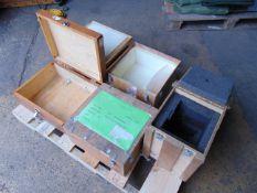 5 x Instrument Cases Transit
