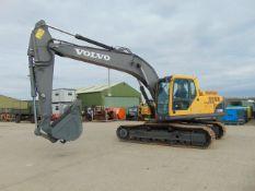 NEW & UNUSED Volvo EC210B LC Prime 22t Excavator