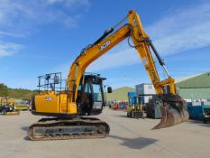 2018 JCB JS130 LC 13-tonne Tracked Excavator ONLY 741 HOURS!