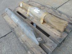 2 x Unissued Heavy Duty Hydraulic Hammer Chisel Points