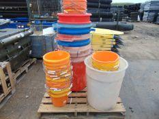 100 + Mixed Size Buckets