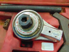 Norbar Highwayman Torque Multiplier 130 - 1300 N.m (96 - 960lb ft/lb)