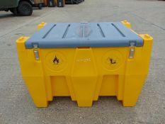 Unused 2020 AO DTK480 480L Mobile Diesel Tank C/W 12v Fuel Pump, Nozzle, Hose etc