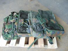 4 x DPM Field Backpacks