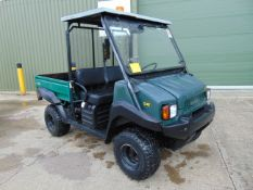 Kawasaki Mule 4010 4WD Diesel Utility Vehicle UTV c/w Power steering ONLY 1,667 Hours!