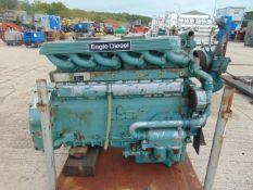 Rolls Royce E220 Eagle 6 Cylinder Diesel Engine