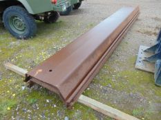 UNUSED 4 x Heavy Duty 4.5m Trench Sheets