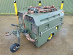Countryman 7KW Trailer Mounted Ground Power Unit c/w Lister Petter LPW3 and Twin Alternators