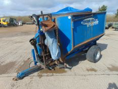 Terra-Vac PTO Driven Paddock Vacuum Suction Cleaner