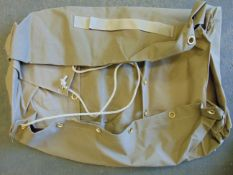 UNISSUED 12x12 Desert Tent Bag.