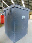 Storage Box With Internal Foam Padding.