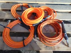 5 x ABR Tyre Inflation Hose.