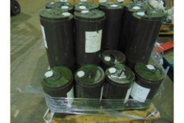 Qty 19 x 25Ltr OX-152 Turbine Oil