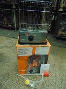 2 x Zibro R 15 TC Paraffin / Kerosene Heater.