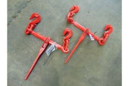Qty 2 x Unissued Chain Stretchers