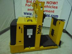 Yale MO10E AC Self Propelled Electric Pallet Truck