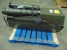 Dantherm VA-M 15 Mobile Workshop Heater features