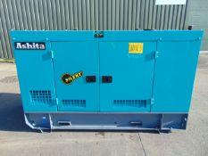 UNISSUED 50 KVA 3 Phase Silent Diesel Generator.