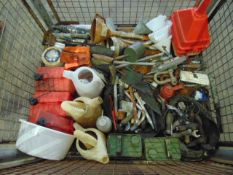 Stillage of Workshop Tools and Accessories