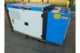 UNISSUED WITH TEST HOURS ONLY 70 KVA 3 Phase Silent Diesel Generator Set