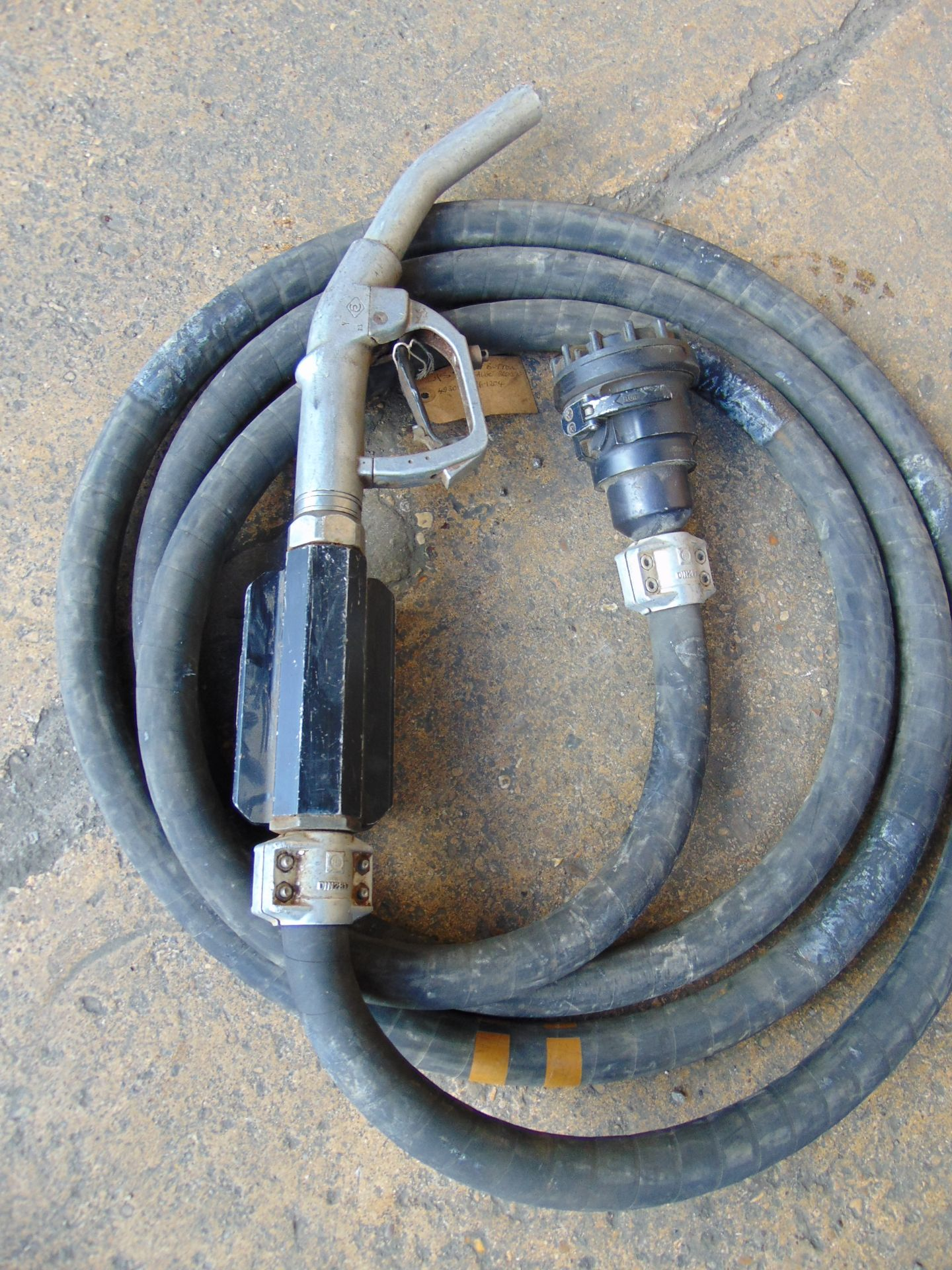 Lot 369 - Faure Herman Autonomous Meter With Hose and Nozzle.