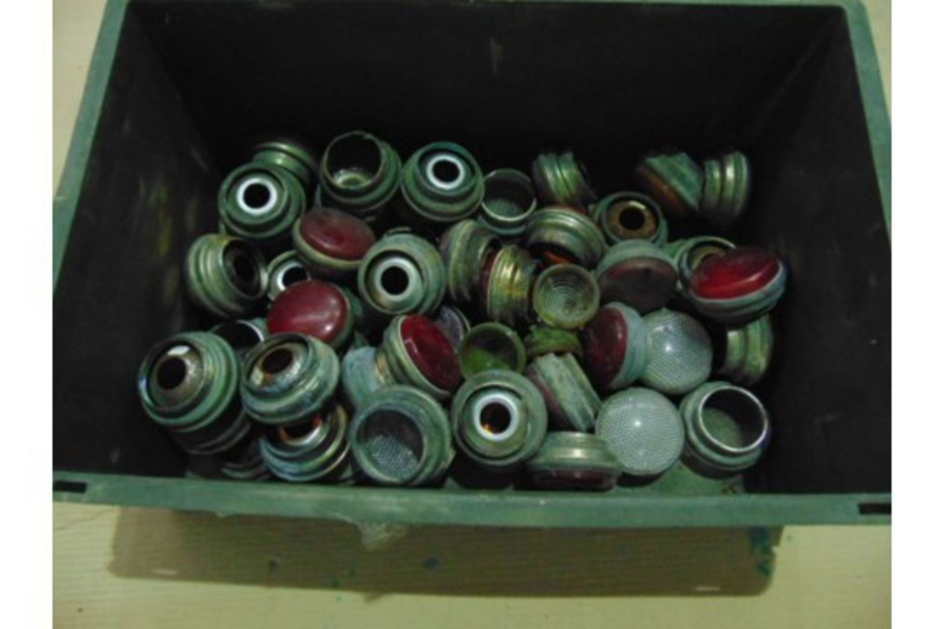 Lot 374 - Various Light Lens AFV/ Land Rover Approx 50