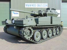 Extremely Rare CVRT (Combat Vehicle Reconnaissance Tracked) Salamander/Scorpion Light Tank