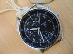 Seiko Pilots Chronograph Generation 2