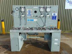 Air Bottle Filling Station and Workshop Bench
