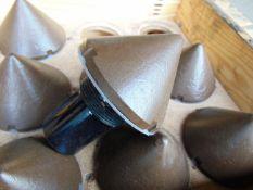 10 x No. 59 A/C Bomb Nose Plugs