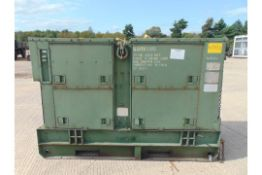 Allis Chalmers MEP-006A 60kW Diesel Generator Set 240/415 volt single/three phase ONLY 821 hours !!!