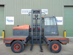 Linde S50 Sideloader Diesel Forklift ONLY 1,882 HOURS!!!