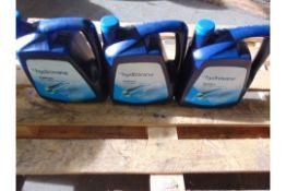 Qty 3 x 5 Ltr Fluidforce Hydrovane HPO