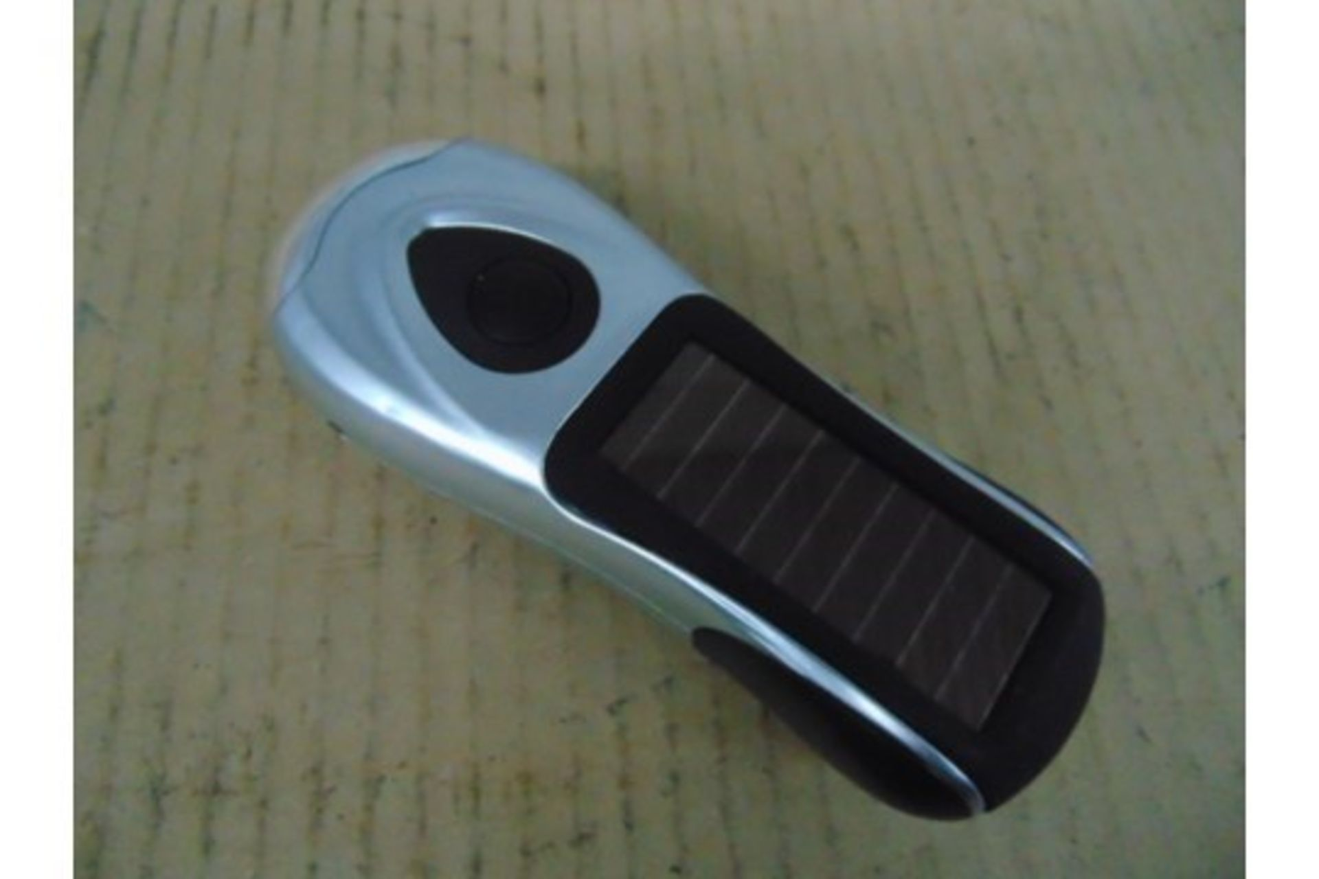 Lot 371 - 10 x TwinEco Solar/Wind-Up Torches