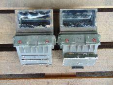 2 x AFV No42 Mk3 Periscopes