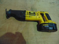 Dewalt DW938 Reciprocating Saw